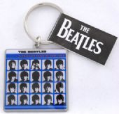 The Beatles - 'A Hard Day's Night' Keyring